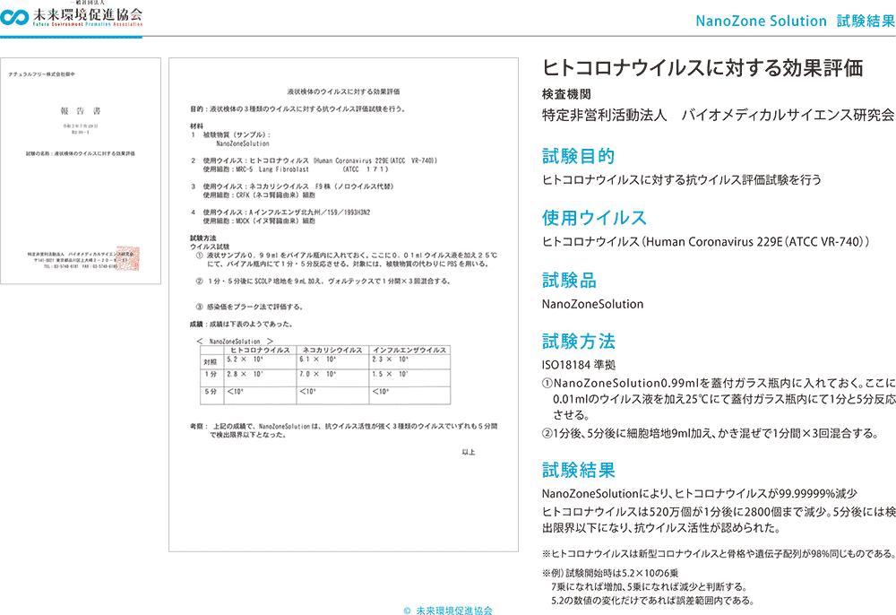 ヒトコロナウイルス(ATCC 229Eカプ)